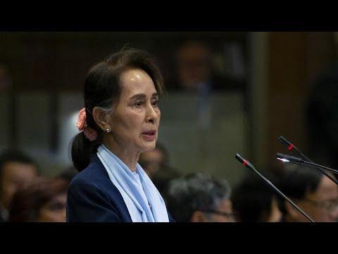Αούνγκ Σαν Σου Κιι:Παραδέχεται τη χρήση «δυσανάλογης βίας»…