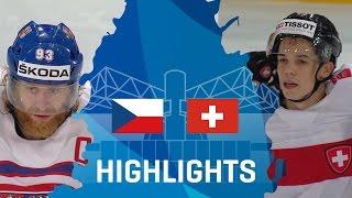 Чехия - Швейцария 1-3