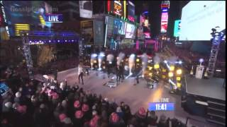 Video Taylor swift performing On Dick Clark's New Year's Rockin Eve 2014 (HD) MP3, 3GP, MP4, WEBM, AVI, FLV Maret 2018