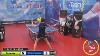 Мельник О. vs Кибанова А.