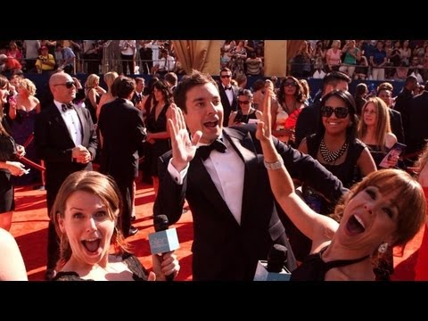 whispersosoftly - Catch more fun moments from Jeannie and Keri as they interview stars on the Emmy red carpet!