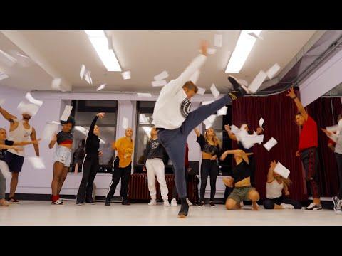 Go to Sleep - Bearson (Oshi Remix) - Choreography by Nick Pauley
