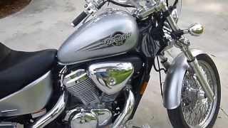 10. Honda Shadow 600 cc VLX Pristine condition for sale