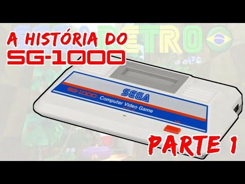 A História do SG-1000 - Parte 1: Jogos de 1983