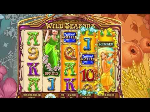 Slotomania Slot Machines – Wild Seasons