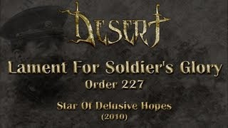 Nonton Desert   Lament For Soldier S Glory  Order 227   Lyrics English   Deutsch  Film Subtitle Indonesia Streaming Movie Download