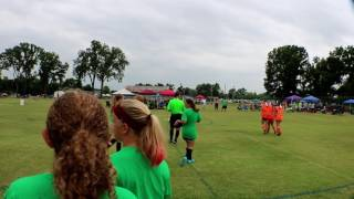 Metro Tulsa SC - 2017 3v3 Friendship Tournament - Game 1