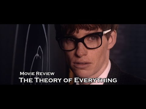 Movie Review : The Theory of Everything Stephen Hawking