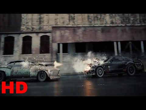 Death Race - Frankenstein vs Pachenko