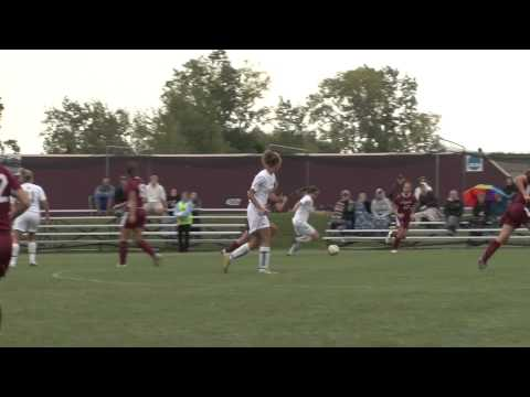 Alma College Women's Soccer - September 19, 2012