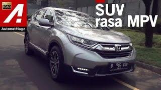 Video Honda CR-V Turbo review & test drive by AutonetMagz MP3, 3GP, MP4, WEBM, AVI, FLV Desember 2017