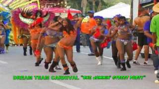 Video Trinidad Carnival 2009 / platinum dancers in dream team MP3, 3GP, MP4, WEBM, AVI, FLV Juni 2019
