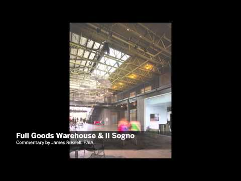 video:Full Goods Warehouse & Il Sogno: 2011 Texas Architects Design Awards