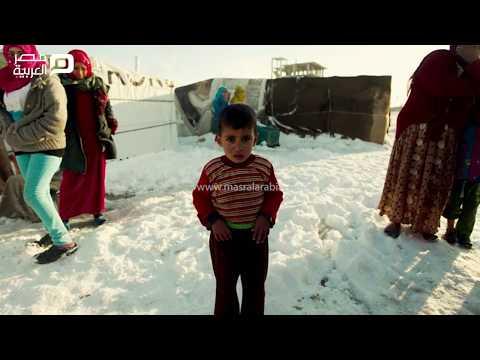 حينما تتجمد الإنسانية.. يموت «أطفال سوريا» من الصقيع