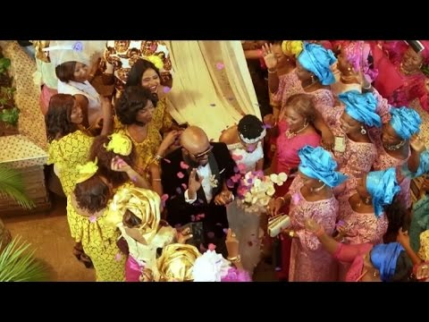 'The Wedding Party', a Nigerian film smashing Nollywood records
