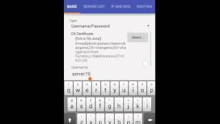 Cara Koneksi SSH dengan eProxy & OpenVPN Android