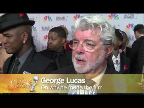George Lucas on Red Tails : NAACP Image Awards 2012