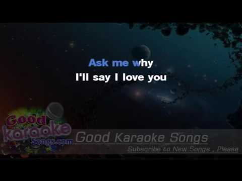 Ask Me Why  - The Beatles (Lyrics Karaoke) [ goodkaraokesongs.com ]