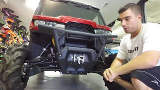 5. Defender Max XT Cab at Gibbons Motor Toys