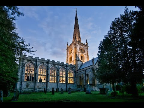 The bells of Stratford-upon-Avon, Warwickshire