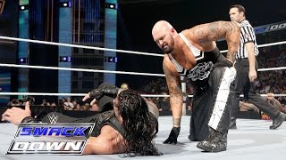 Nonton Roman Reigns Vs  Luke Gallows  Smackdown  May 19  2016 Film Subtitle Indonesia Streaming Movie Download