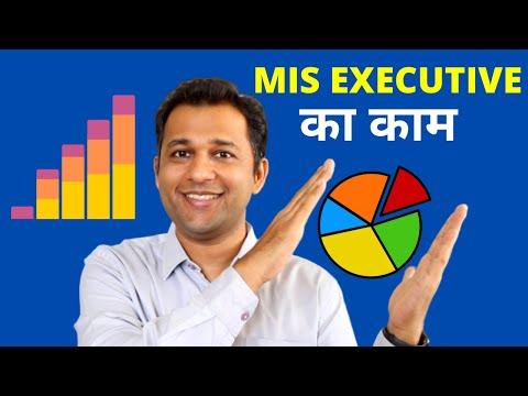 MIS Executive Kya Hota Hai? Work Details, Roles, Salary And Career Info