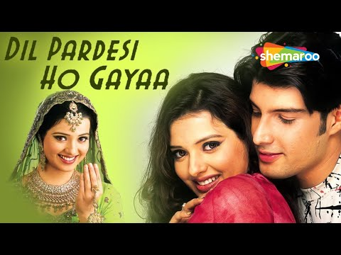 Dil Pardesi Ho Gayaa - Hindi full Movie - Kapil Jhaveri, Saloni Aswani, Amrish Puri romantic movie