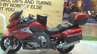 10. BMW Motorrad K 1600 GT Red Mars Metallic (2017) Exterior and Interior