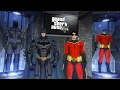 BATMAN n ROBIN!! (GTA 5 Mods)