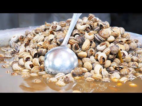 மொரோக்கோ நாட்டின் சுவையான உணவு !!  Moroccan Street Food in Marrakech, Morocco  BEST Street Food in Jamaa El Fna, Maroc