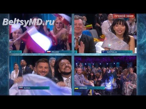 Финальное голосование на Евровидении 2016 - интрига (видео)