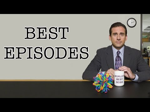 Top 10 BEST Episodes of The Office