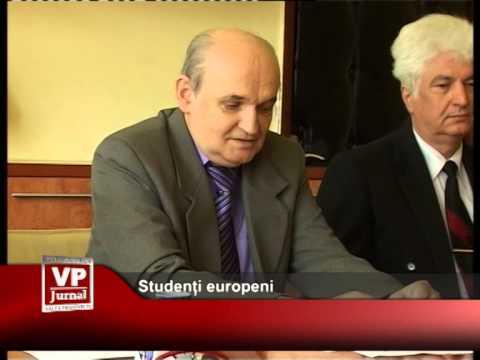 Studenți europeni