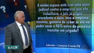 """Bom Dia Paraíba – Quadro """"Eu Quero Saber"""" – 18.04.2017"""