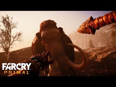 Far Cry Primal – Официальный трейлер анонса [RU]