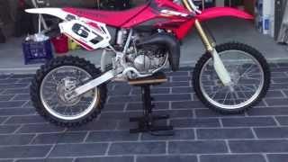 9. Honda CR85 FMF Powercore 2 Sound Check