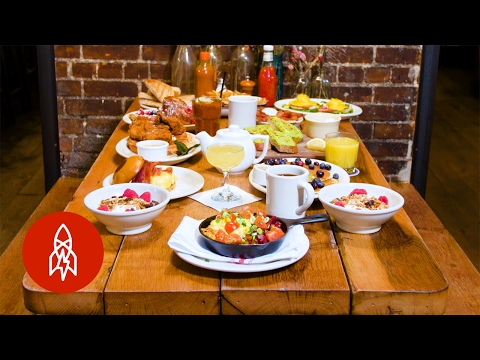 Your Hangover and Brunch are a Perfect Match