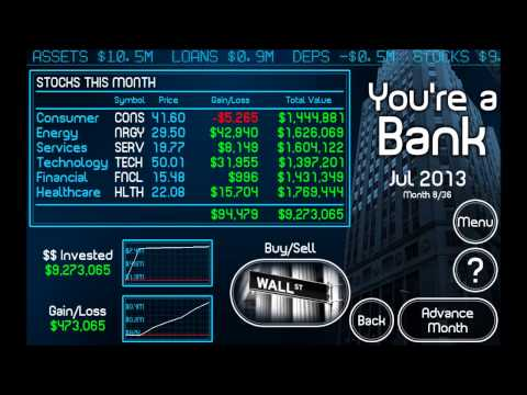 Video of You're a Bank