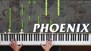 Phoenix (Worlds 2019) | League of Legends - Piano Cover 🎹