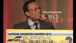 NDTV SUPREME ENGINEER AWARDS 2