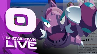 Alomomola [RU SUSPECT LADDER] #2 - Pokemon OR/AS! RU Showdown Live w/ PokeaimMD by PokeaimMD