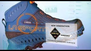 Ботинки для трекинга, хайкинга и отдыха на природе La Sportiva Stream GTX
