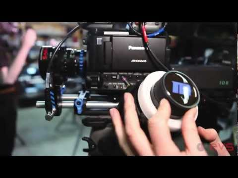 Redrock Micro - Loren Simons from Redrock Mico came by and gave us a demo on the new remote follow focus. Come by and check it out in our showroom! www.evsonline.com.