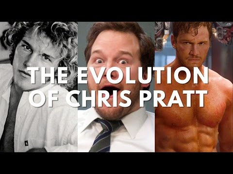 The Evolution Of Chris Pratt