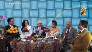 Saal Tahvil Norooz 94 at Payamjavan TV part 1, برنامه نوروز 94 در تلویزیون پیام جوان قسمت 1