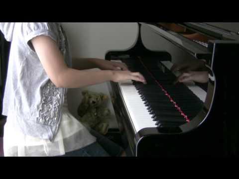 「少年ブレイヴ」をピアノで弾いてみた