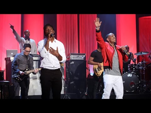 Good Lovin Feat. Miguel & Luke James [The Ellen Show Performance]