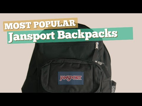 Jansport Backpacks For Men // Most Popular 2017