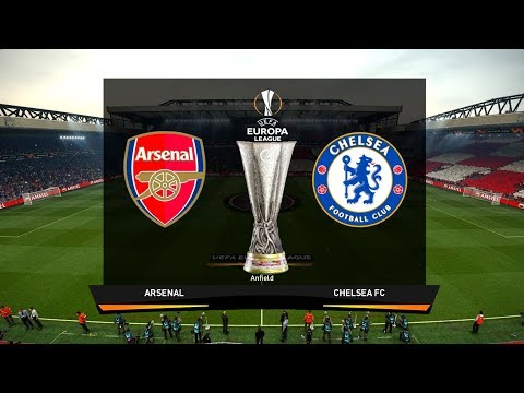 UEFA Europa League Final 2019 - ARSENAL Vs CHELSEA