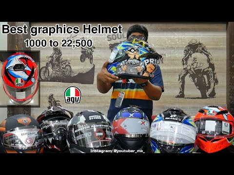 Best Graphics Helmet/1000 to 22,500/தமிழ்